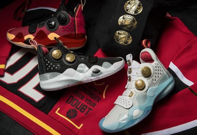 """李宁""""乾坤""""篮球鞋:吸取中国阴阳八卦设计,400"""
