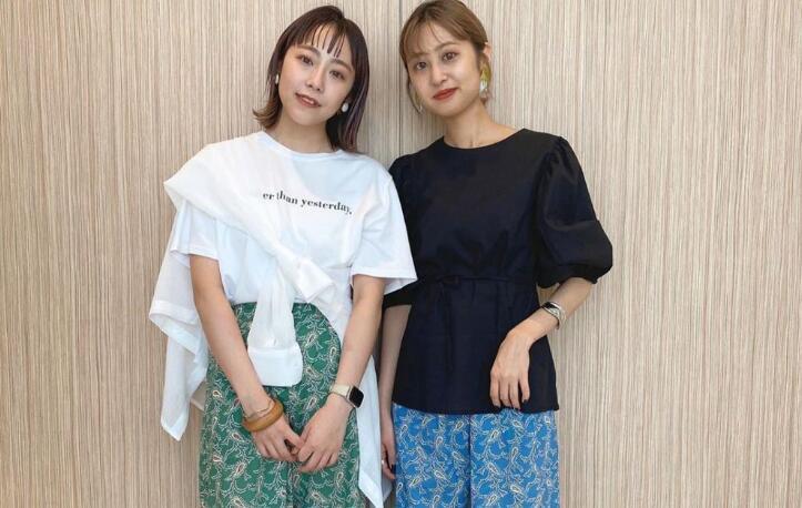2020夏季日本大人气的【半透衬衫】你get了吗