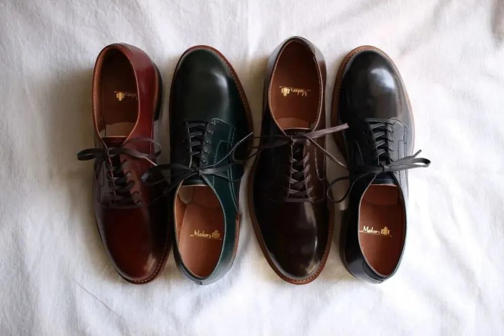 马臀鞋不只有 Alden,更复古诱人的是它