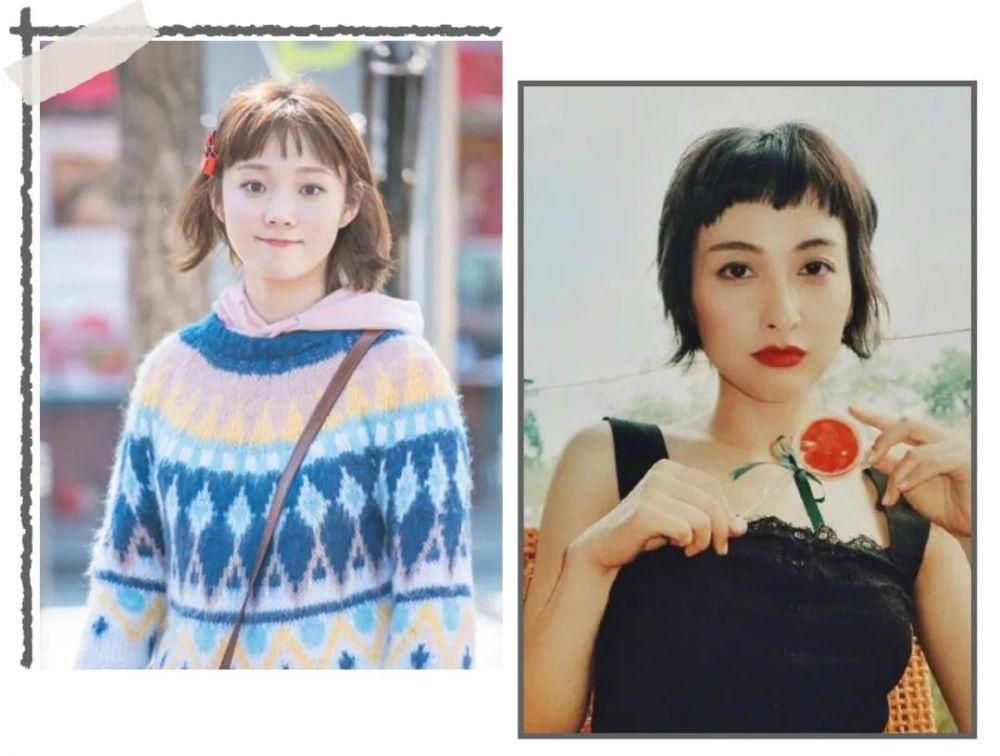 刘海对女生的改变到底有多大?你肯定想象不到!效果